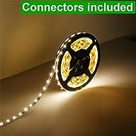LE� 12V DC Flexible LED Strip Lights,…