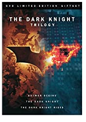 The Dark Knight Trilogy Limited Edition Giftset (Batman Begins / The Dark Knight / The Dark Knight Rises)
