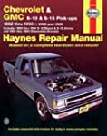 Haynes Chevrolet and GMC S10 & S-15 P...
