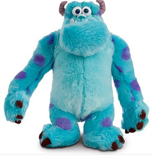 Disney Exclusive 13 Inch Deluxe Plush Sulley front-327616