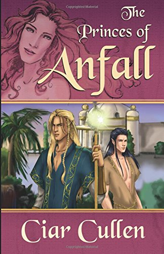 The Princes of Anfall (Princes of Anfall, #1)