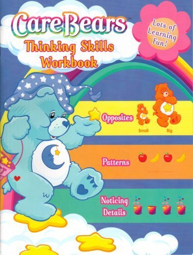 Care Bears Thinking Skills Workbook - 1
