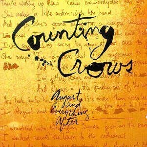 Counting Crows - August and Everything After - Lyrics2You