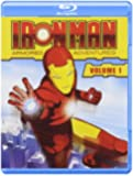 Iron Man: Armored Adventures, Vol. 1 [Blu-ray] [Import]