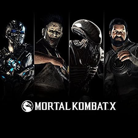 Mortal Kombat X Kombat Pack 2 - PS4 [Digital Code]