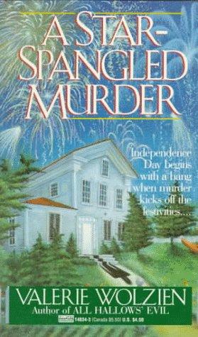 Star-Spangled Murder, VALERIE WOLZIEN