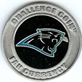 NFL Carolina Panthers Poker Guard with black velvet pouch at Amazon.com
