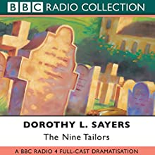 The Nine Tailors: Lord Peter Wimsey, Book 11 Audiobook by Dorothy L. Sayers Narrated by Ian Carmichael