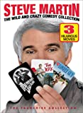 Steve Martin: The Wild and Crazy Comedy Collection (The Jerk/Dead Men Don't Wear Plaid/The Lonely Guy) (Bilingual)