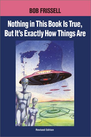 Nothing in This Book is True, But That's Exactly How Things Are: The Esoteric Meaning of the Monuments on Mars