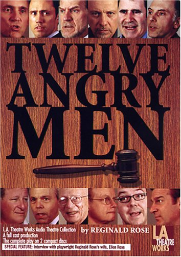 Twelve Angry Men (Library Edition Audio CDs)