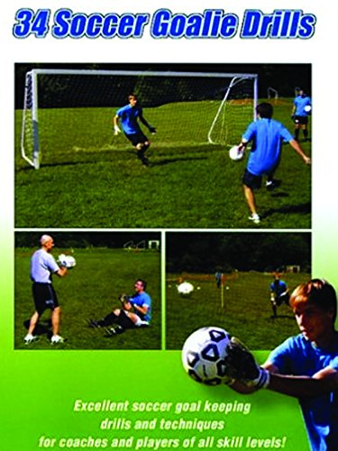 34 Soccer Goalie Drills