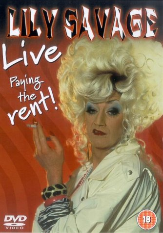 Lily Savage Live: Paying the Rent [DVD] [Import]