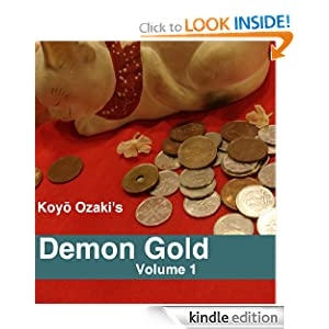 Ozaki Koyo  Gold Demon on Demon Gold  Volume I