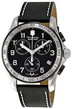 Victorinox Swiss Army Men's 241404 Chrono Classic Black Dial Watch from Victorinox Swiss Army