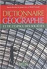 Dictionnaire de la géographie par Lévy