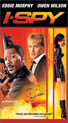 I Spy [VHS]