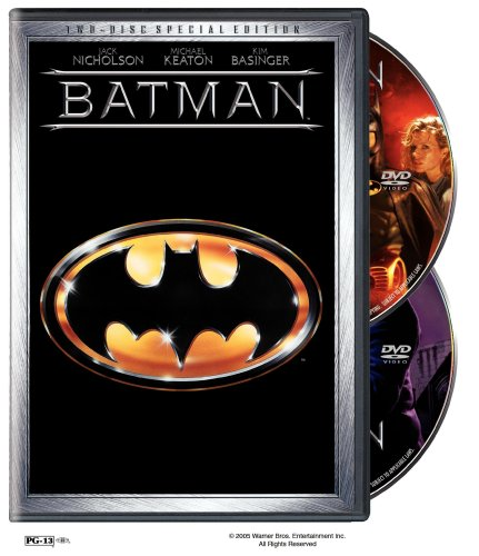 Cover art for  Batman (Two-Disc Special Edition)