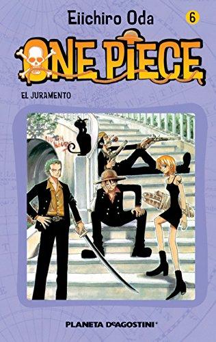 One Piece nº 06: El juramento (Manga)