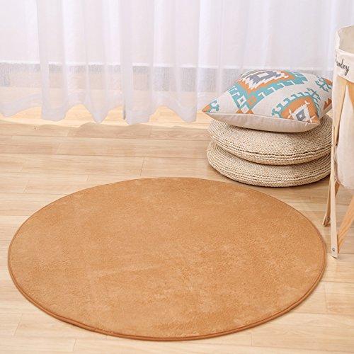 moderne-minimaliste-de-couleur-solide-ronde-corail-tapis-chambre-a-coucher-lit-et-chaise-dordinateur