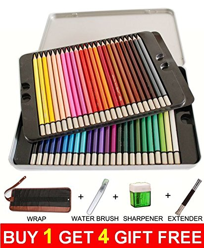 watercolor-set-48-colors-paint-pens-set-with-metal-tin-case-for-adults-or-kids-artist-art-sketching-
