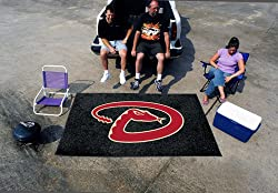 Arizona Diamondbacks 5'x8' Ulti-Mat Floor Mat (Rug)
