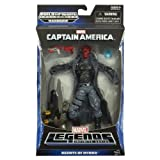 Red Skull Agents of Hydra Captain America the Winter Soldier 6 Inch Action Figure