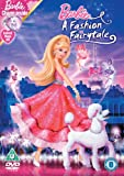 Barbie in a Fashion Fairytale - Includes a Barbie Charm [DVD] [2011]