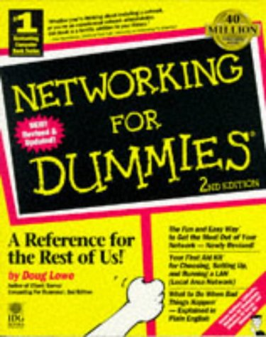 Networking for Dummies (2nd Edition)