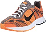 NIKE Zoom Streak 3 Unisex Running Shoes, Orange/Black/Grey/White, UK8