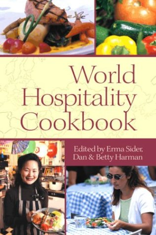 World Hospitality Cookbook