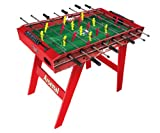 Arsenal Football Club 3ft Standing Football Table Game - Red/White/Green/Black