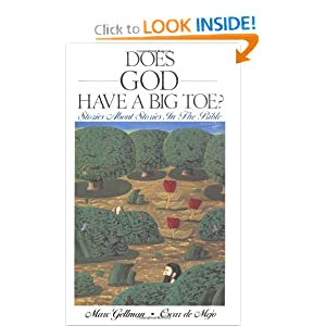 Does God Have a Big Toe Marc, De Mejo, Oscar (illustrator) Gellman