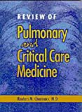 img - for Review of Pulmonary and Critical Care Medicine book / textbook / text book