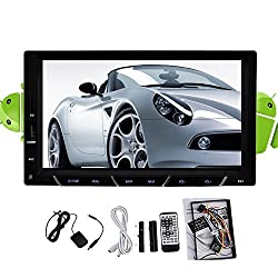 See Screen Mirroring For Android Phones 7 Inch 2 DIN Android 4.2 Car DVD Player None-DVD PC with GPS Navigation Radio BT USB AUX 3G WIFI 1.6GHz core CPU+1G RAM+RSD Capacitive Touch Screen Details