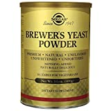 Solgar – Brewer's Yeast Powder, 14 Ounce – Supports Heart Health and Digestion (Tamaño: 14.0 ounces)