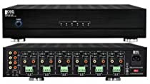 OSD Audio MX1260 12-Channel 6-Zone 40-Watt Stereo and 80-Watt Mono Bridged Amplifier 40-Watt MX1260