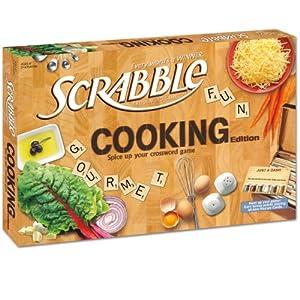 Cooking Scrabble