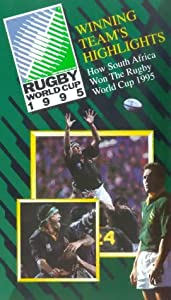 The Winning Team Highlights Of The Rugby World Cup 1995 [VHS]