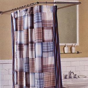 Nautica Bridgewater Shower Curtain