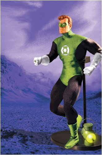 Picture of DC Direct Green Lantern 13-Inch Deluxe Collector Figure (B000B8X04O) (Green Lantern Action Figures)