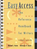img - for Easy Access: The Reference Handbook for Writers book / textbook / text book