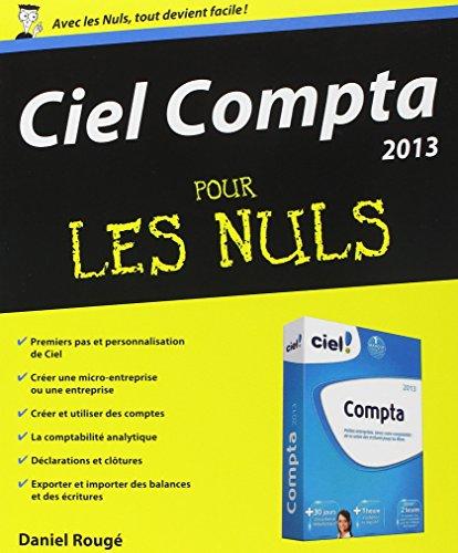 Ciel Compta 2013 pour les Nuls