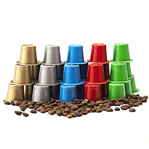 Find 100 Hessian Nespresso Compatible Selection Pack Coffee Pods/Capsules - Hessian Coffee Company