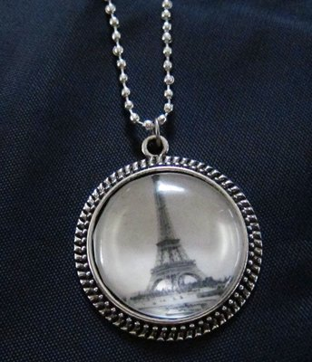 Instant Vintage Glass Photo Jewelry Necklace Business Start up Kit