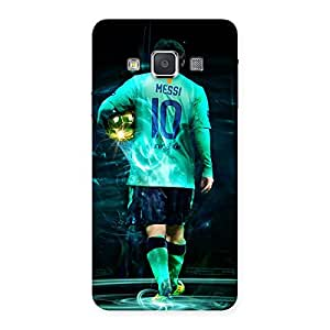 Gorgeous Ten Of Sports Back Case Cover for Galaxy A3