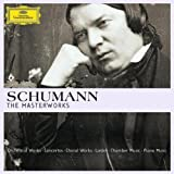 "Schumann-the Masterworks (Ltd.Edit.)von ""Various"""
