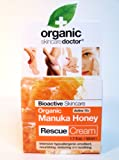 Dr. Organic Bioactive Skincare Organic Manuka Honey Rescue Cream 50ml