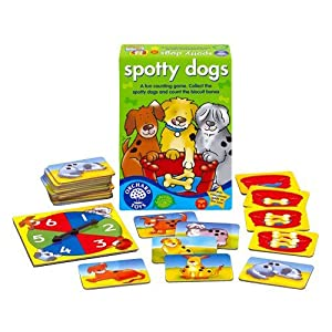 Spotty Dogs by Orchard Toys