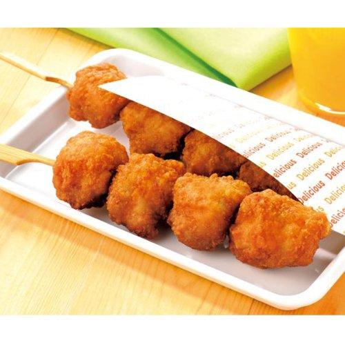 味の素 鶏もも唐揚げ串 冷凍 80g 10本 袋